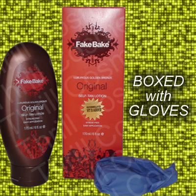 Fake Bake Self Tanning Lotion 6 oz / 170 ml
